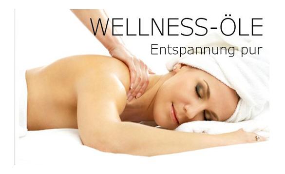Naturkosmetik Wellnessöl von Lacosmea Cosmetics