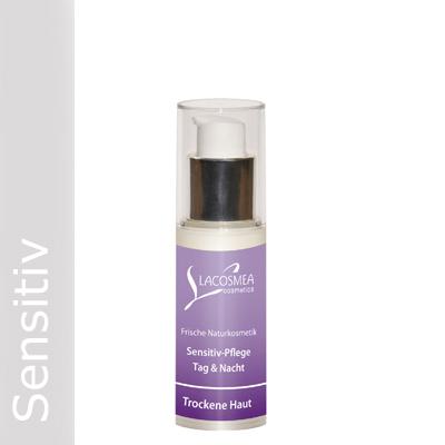 Sensitivpflege für trockene Haut