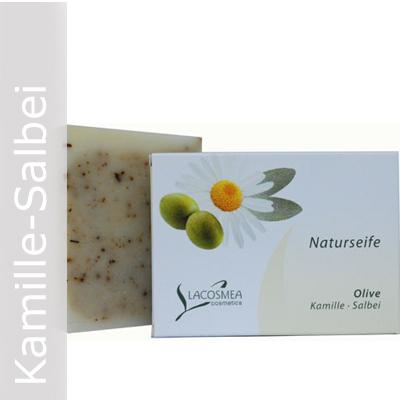 Olivenseife Salbei/Kamille