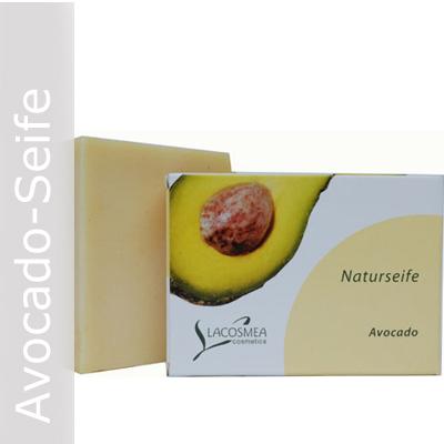 Avocadoseife ohne Duft